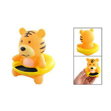 Baby Bath Thermometer Safety Plastic Tiger Shaped Measure Water Temperature