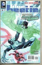 Blue Beetle #9-2012 nm- 9.2 DC Comics New 52 Green Lantern Kyle Rayner Bleez