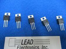 Qty 5 Mc7912ct Onsemi Brand Neg Voltage Regulator 12v 1a To220ab 7912