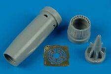 Aires 1/72 F-100C/D Super Sabre Exhaust Nozzle for Trumpeter kit # 7236