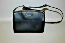 NWOT Kate Spade Grove Street Millie Black Leather Crossbody Shoulder Bag 4194