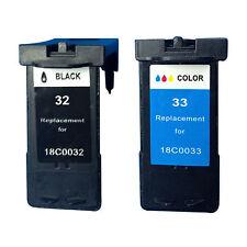 Superb Choice® Reman Ink Cartridge for Lexmark X5450 Printer(Black/Tri-Color)