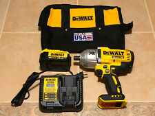 NEW DEWALT XR 20V Max 1/2-in Drive Brushless Cordless Impact Wrench DCF899M1
