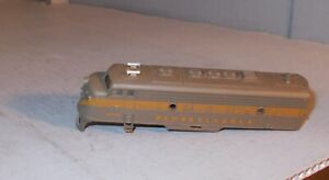 N SCALE TRAIN LOCOMOTIVE SHELL PENNSYLVANIA 9710