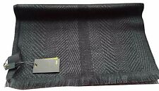 Fendi Scarf Dark Grey 100% Fleece Wool - Brand new with tags Dark Grey