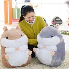 38cm Japanese Big Fat Hamster Plush Soft Toys Doll Stuffed Birthday Xmas Gifts