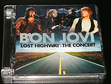 BON JOVI Lost Highway The Concert  Rare Live German Import CD 2008