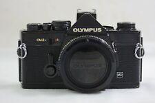New listing Olympus Om-2N Black Slr Film Camera Body (Excellent)