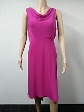 NEW - Adrianna Papell - Size 16 - Sleevelees Tuck Jersey Dress - Violet - $120