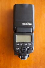 Canon 580 Exii, speed light, used, in good working condition, E-Ttl, manual