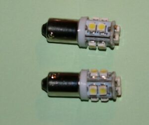 MG Midget LED, + VE EARTH fr side light bulb kit, replaces W5 233 filament bulbs