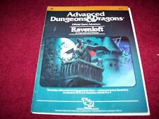 Dungeons and Dragons Module Ravenloft I6 9075