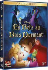 "DVD ""LA BELLE AU BOIS DORMANT""     DISNEY N°18 - NEUF SOUS BLISTER"