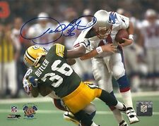 Packers LEROY BUTLER Signed 16x20 Photo #3 AUTO ~ Super Bowl XXXI Champ