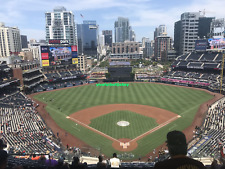 San Diego Padres vs Oakland Athletics 4 Physical Tickets 7/28/21 Section 300