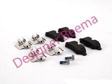 MINI R55 Clubman R56 R57 R58 R59 Roadster Rear Brake Pads (JS)