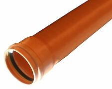 Underground Drainage Pipe 110mm SOIL PIPE SINGLE SOCKET