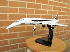 2-ft British Airways Singapore Airlines CONCORDE Dual Model Aircraft 1/100 BA