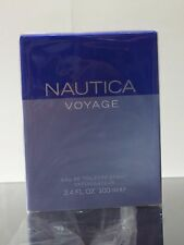 Nautica Voyage for Men 3.4oz/100ml EDT Spray **NEW IN BOX & SEALED