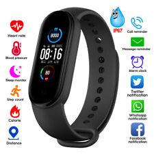 Smart Band M5-Fitness Tracker Watch Sport bracelet Heart Rate Blood Pressure UK