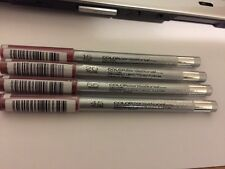4 X Maybelline Color Sensational Lip Liners ,NUDE,PINK, Wine and PLUM Sealed NEW