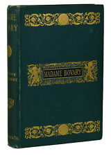 Madame Bovary ~ GUSTAVE FLAUBERT ~ First English Language Edition ~ 1st ~ 1886