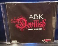 Anybody Killa - Devilish CD ABK halloween insane clown posse twiztid krazy klan