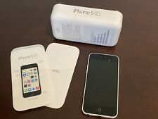 Apple iPhone 5c - 16GB - White (Unlocked) A1532 (CDMA + GSM)