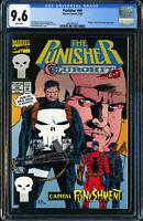 PUNISHER #69 (MARVEL COMICS 9/1992) KINGPIN, TARANTULA APP. CGC 9.6 NM+ WP