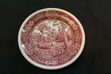 Villeroy & Boch Mettlach Rusticana Big Plate Flat Red 12 5/8in