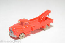 LEGO BEDFORD TOW TRUCK BREAKDOWN RED EXCELLENT CONDITION