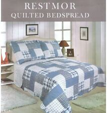 Édredons et couvre-lits modernes à motif Carreaux