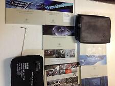 2008 MERCEDES BENZ CLK 350 550 63 AMG CLASS Owners Manual SET W CASE OEM RARE