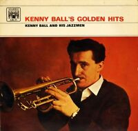 KENNY BALL AND HIS JAZZMEN kenny ball's golden hits MAL 608 uk LP PS EX/VG