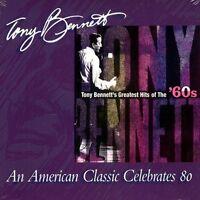 TONY BENNETT Greatest Hits Of The '60s CD BRAND NEW Slipcase