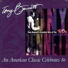 TONY BENNETT Greatest Hits Of The '60s CD BRAND NEW