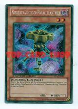 Yu-Gi-Oh: NIEDERTRÄCHTIGER PARALLELANTRIEB , secret-rare , NEU
