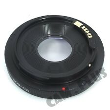 AF Confirm Minolta MD MC Lens to Canon EOS EF Adapter