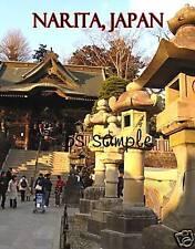 Japan - NARITA - Travel Souvenir Fridge Magnet