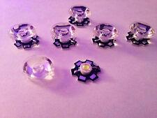 6 x 3 Watt Leds + 6 x 90 Degree Led Optical Lens - Diy Led Lights Reef/Planted