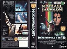 Michael Jakson - Moonwalker (1988) VHS TITANUS RARA
