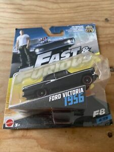 Ford Victoria 1956 - Fast and Furious - Die Cast Model Car No 4 - Gifts, Toys