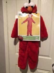 Toddler Elmo Costume - Sesame Street