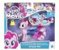 My Little Pony The Movie Land and Sea Fashion Styles Figures Pinkie Pie