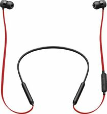 Beats by Dr. Dre BeatsX Wireless In-Ear Headphones Black-Red USED GOOD👌