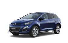 Mazda CX-7 SEAT COVERS PERFORATED LEATHERETTE eco-leather