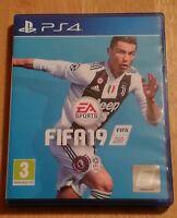 FIFA 19 (Sony PlayStation 4 2018) - UK Version - PS4
