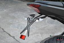 Portatarga regolabile per Yamaha MT 07 - Melotti Racing