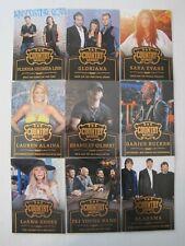 2014 Panini Country Music Award Winners Insert Set  (25 Cards)