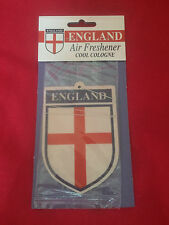 England Car Air Freshner